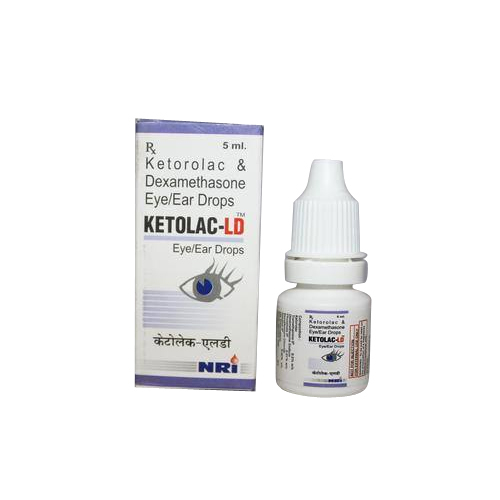 Ketolac LD Eye Drops