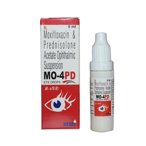 4 Mo Pd Eye Drops