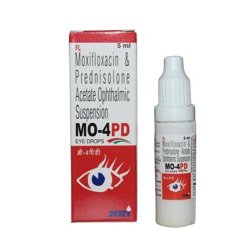 4 Mo pd Eye Drops