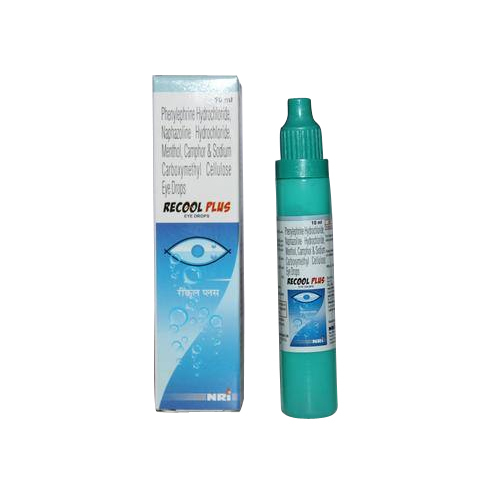 Recool Plus Eye Drops