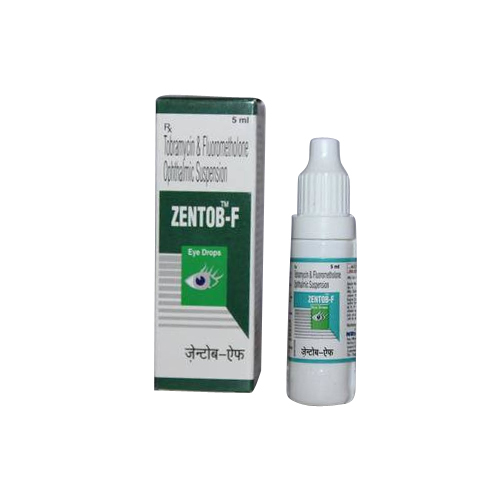 Zentob F Eye Drops