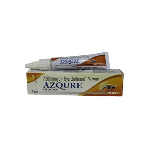 Azithromycin Eye Ointment