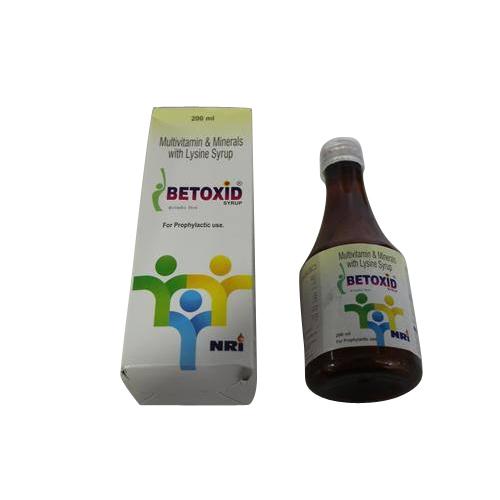 Betoxid Syrup