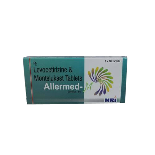 Allermed M Tablets