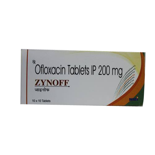 Zynoff 200mg Tablets