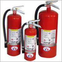 Fire Extinguishers - ABC