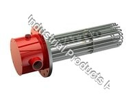 Flange Mounted Tube Heater