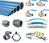 Compressed Air Aluminium Pipe Fitting