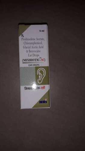 Mixbiotic Ac Ear Drops