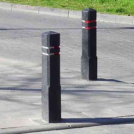 Casted Bollards