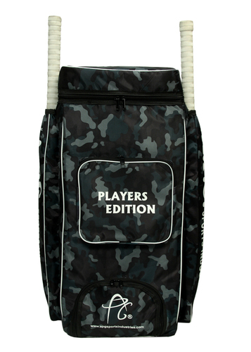 APG Cricket Kit Bag Camouflage Backpack
