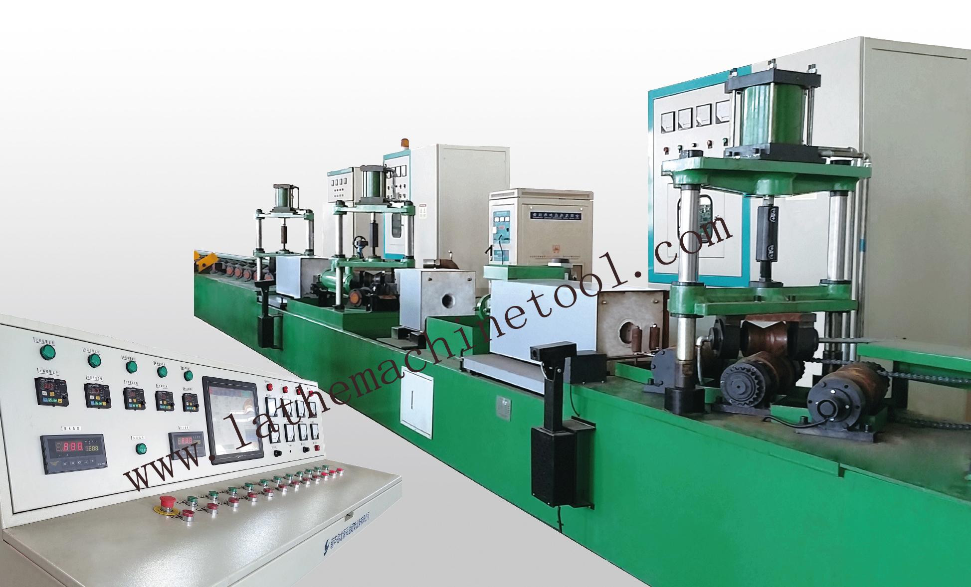 Upsetting Pipe End Machine for Upset Forging of Oil Pipe Oil Field Equipment