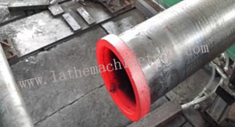 Pipe End Forming Press For Upset Forging Of Pipe Thickening