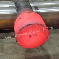 Pipe Upsetting Device for Upset Forging of Drill Pipe