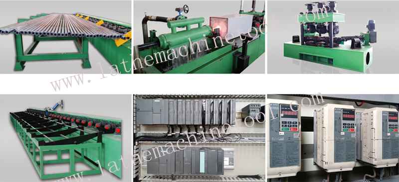 Pipe Upsetting and Thickening Machine for Upset Forging of Casing Pipe