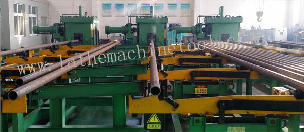 Tube Upsetting Equipment for Upset Forging of tube end