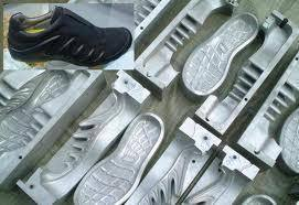 Pu Footwear Moulds