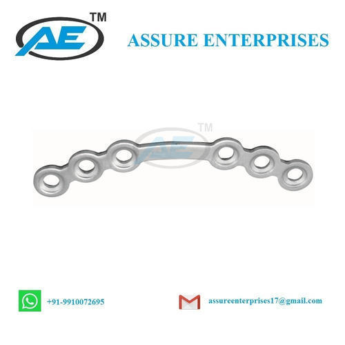 Assure Enterprise Orbital Plate With Bridge