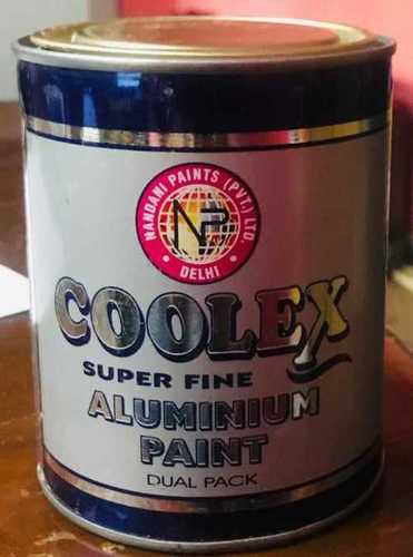Industrial Aluminum Paint