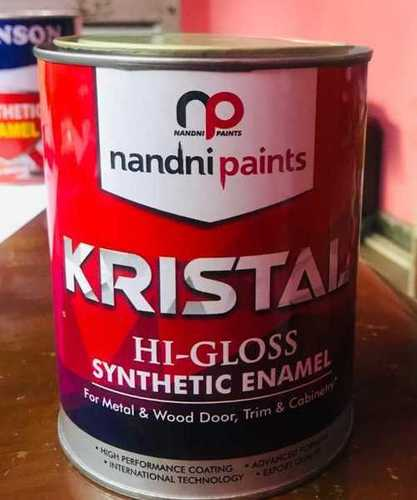 Kristal Synthetic Enamel Paint