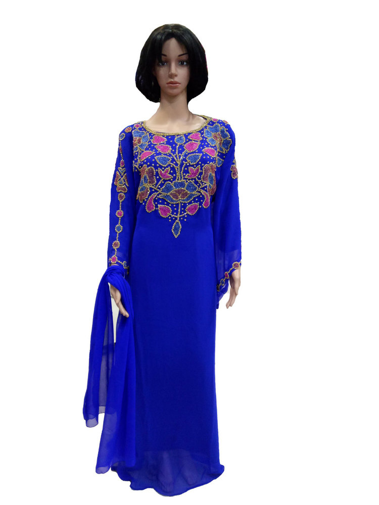 Heavy Work Ladies Kaftan