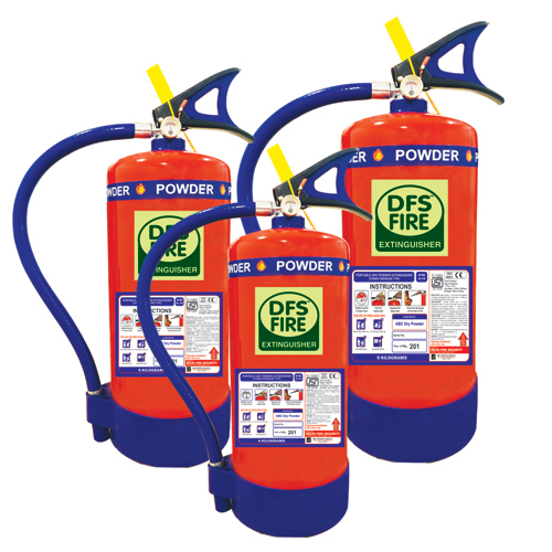 Powder Portable Fire Extinguishers