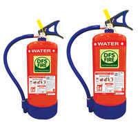 Water Base Fire Extinguishers