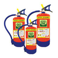 Mechnical Foam Fire Extinguishers