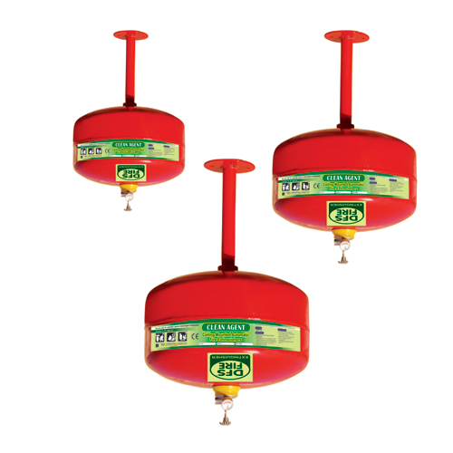 Ceiling Mounted Fire Extinguishers