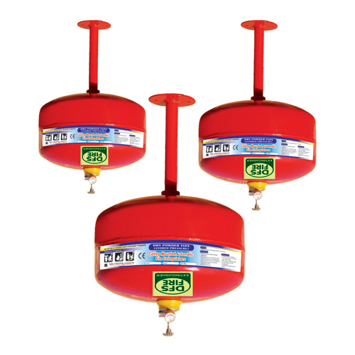 ABC mounted Fire Extinguishers