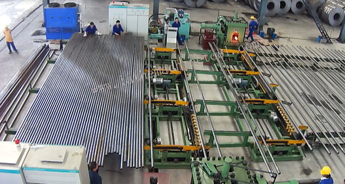 Hydraulic Upsetting Machines Made in China  Based on Pipe Forming Press for Oil Casing Tube