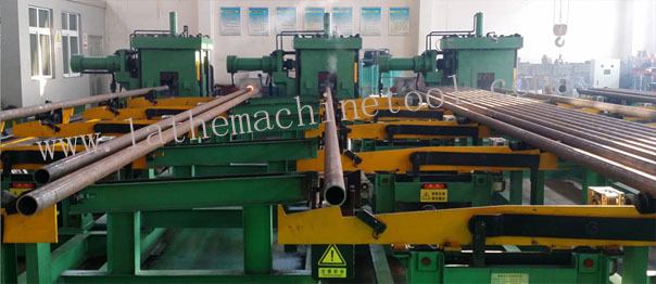Pipe Upsetting Press Based on Pipe Forming Press for Drilling Pipe
