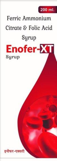 Iron syrup/ Suspension