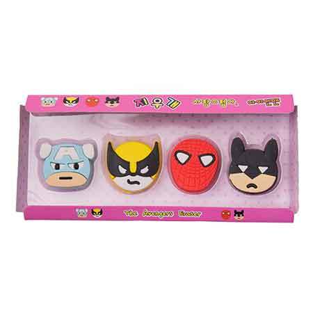 Kidofash 4in1 Eraser Set