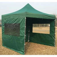 Quick Folding Gazebo Tent With Four Side Wall