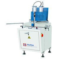 Variable angle welding machine