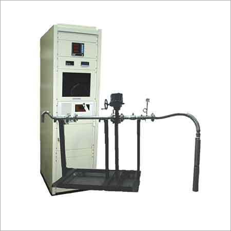 Pump Test Bench production measurement system