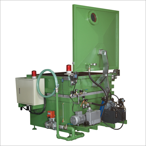 Coil clear coating Varnish Pneumatic Soaking Machine