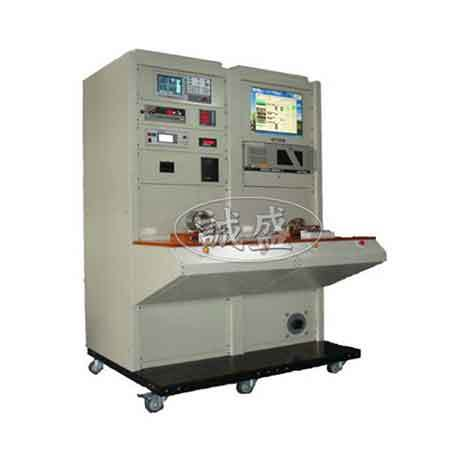 Motor Stator Winding Coil test bench Machine with 2 Holders