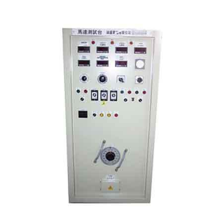 AC Motor product QC test Bench