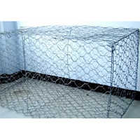Zinc Coated Gabion Boxes