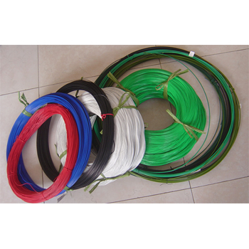 Single Core PVC Coated Wire