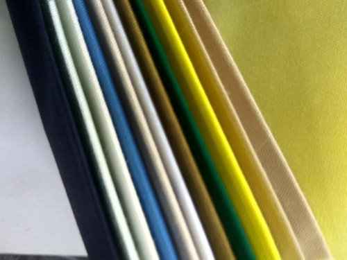 Colorful Cotton Linen Fabric