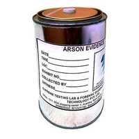 ARSON EVIDENCE CONTAINER