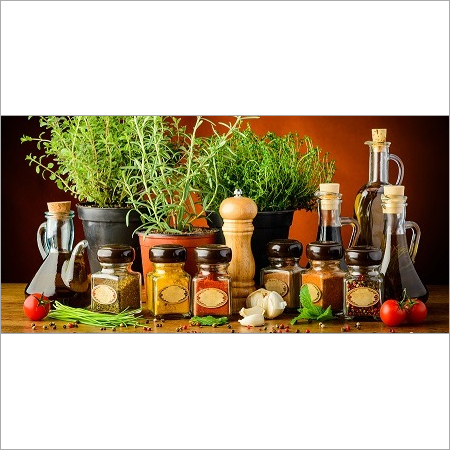 Spice Oils And Oleoresins