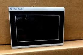 ALLEN BRADLEY PANELVIEW 800 HMI 2711R-T7T