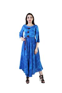Party Wear Designer Kurti Dress