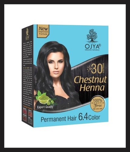 Chestnut Hair Dye