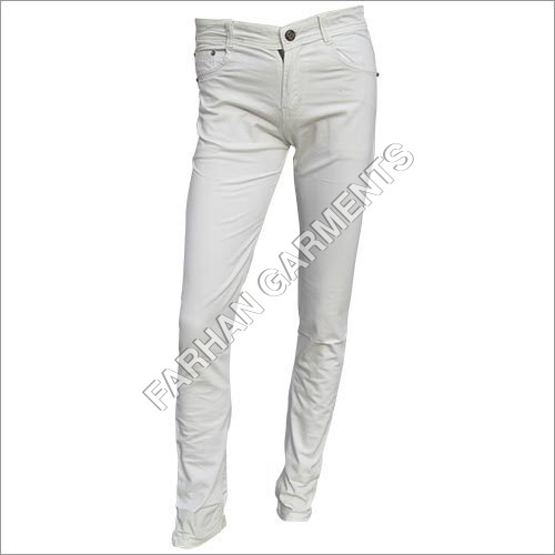 Fancy White Jeans