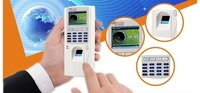 T61H Hand Held Biometric Attendance Device